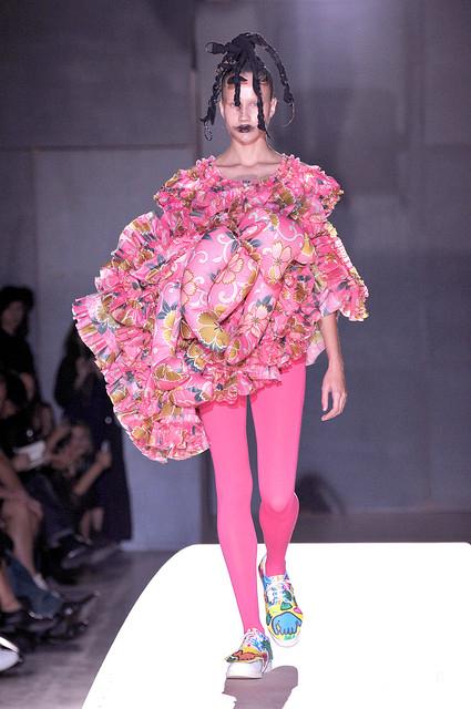 ファッションショー18