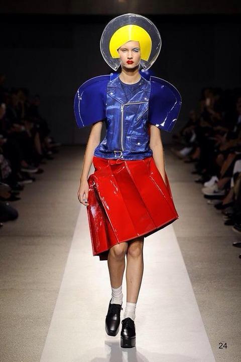 ファッションショー21