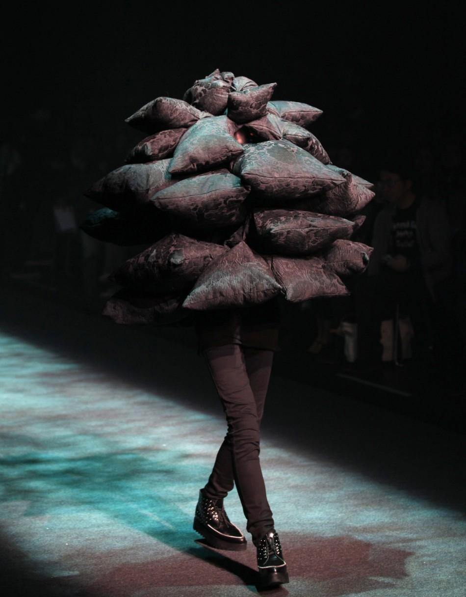 ファッションショー8