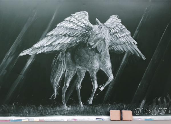 黒板アート10