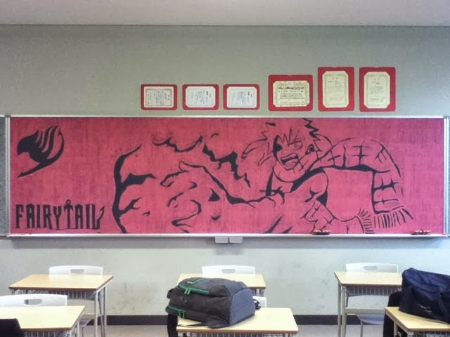黒板アート13