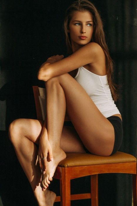 ロシアで最も美しい女性2