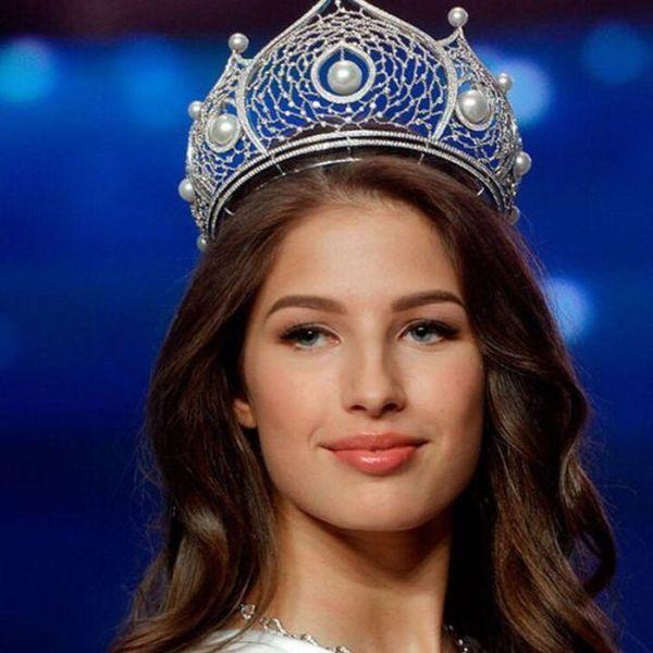 ロシアで最も美しい女性8